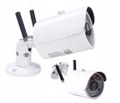 Kamera IP 3G GSM WIFI 720P HD JH012 zdjęcie 1