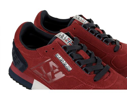 Sneakersy NAPAPIJRI Virtus Red Scarlet NA4DWC-R01 - 41 na Arena.pl
