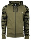 DIESEL UMLT BRIANZ ZIP THROUGH HOODIE Khaki 00SV38-0TARH-02 - S
