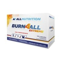 All Burn4All 100 kaps Redox Cuts - spalacz lipo