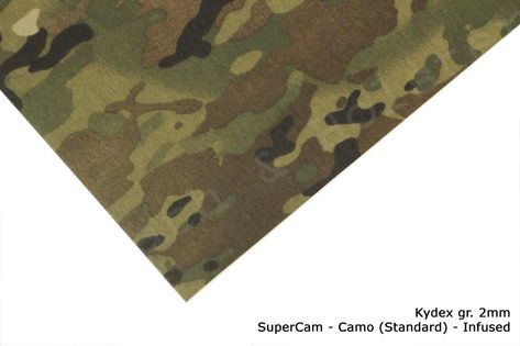 Kydex SC Camo (Standard) I - 150x200mm gr.2mm