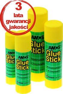 AMOS KLEJ W SZTYFCIE 15G GLUE STICK%