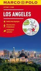 Plan Miasta Marco Polo. Los Angeles praca zbiorowa