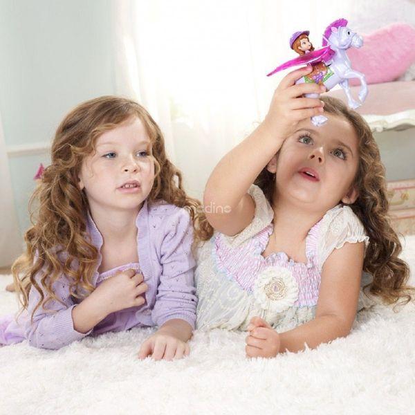 Księżniczka Zosia i Minimus Mattel Y6651 zdjęcie 3