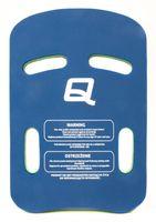 Deska do pływania VERSO 42 cm Kolor - Akcesoria - niebiieski / zielony / granat