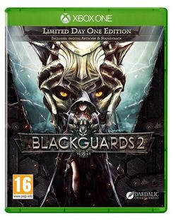 Blackguards 2 Limited Day One Ed. PL Xbox ONE