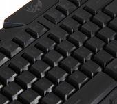 Podświetlana Klawiatura gamingowa dla graczy LED M166 zdjęcie 4
