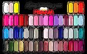 EM NAIL Lakiery Hybrydowe Premium UV/LED 6ml