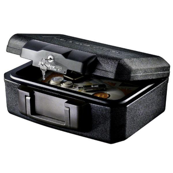Kasetka ognioodporna sejf ognioodporny 2xKlucz  MasterLook L1200 zdjęcie 1