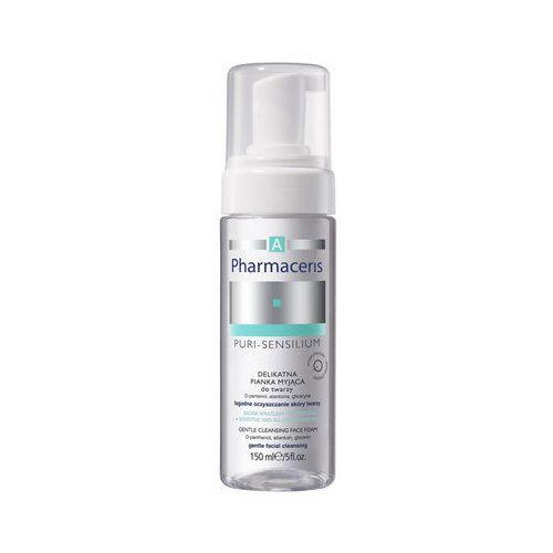 Pharmaceris A, Puri-Sensilium, łagodząca pianka myjąca do twarzy i oczu, 150 ml - Długi termin ważności! zdjęcie 1