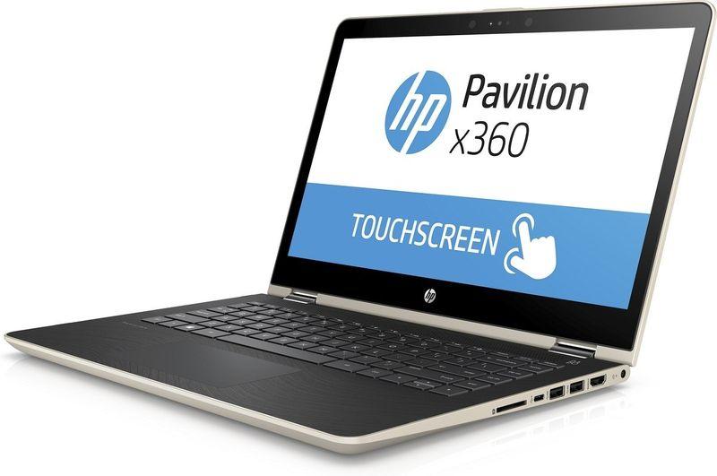 2w1 HP Pavilion 14 x360 i5-7200U 1TB 128 SSD 940MX zdjęcie 13