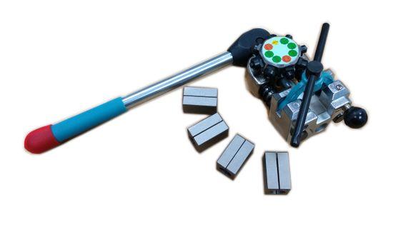 Profesjonalna praska do przewodów hamulcowych i paliwowych sztywnych