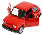 MODEL METALowy Fiat 126 Maluch SKALA 1:21 WELLY