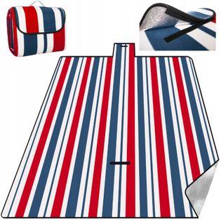 Koc piknikowy Plażowy Biwak Mata 200x220 K09