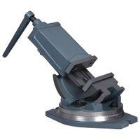 vidaXL Imadło uchylno-obrotowe, 2-osiowe, 160 mm