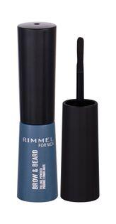 Rimmel London For Men Brow & Beard Puder 0,7g 004 Soft Black