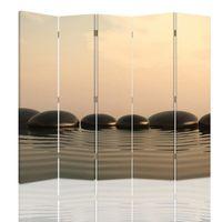 Parawan dekoracyjny, Zen kamienie 5 180x180