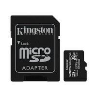 Kingston Karta pamięci microSD  32GB Canvas Select Plus 100MB/s Adapter