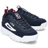Fila Disruptor Low - Sneakersy Damskie - 1010606.13E 36