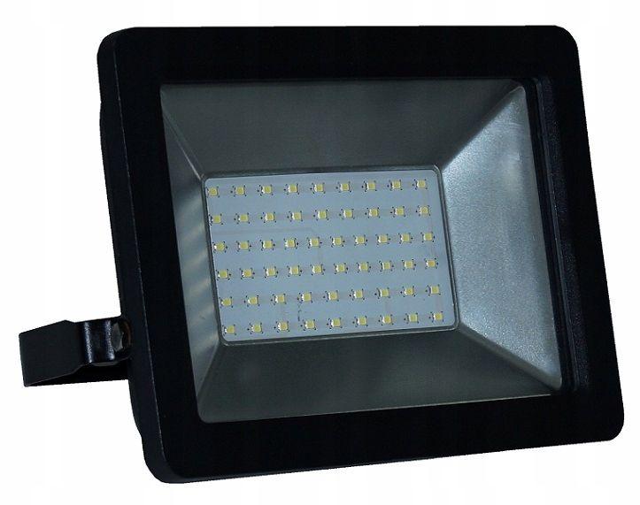 NAŚWIETLACZ LED 50W HALOGEN LAMPA ZEWNĘTRZNA SMD zdjęcie 1