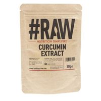 RAW Curcumin Extract (ekstrakt z kurkuminy) - 50 g