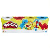 Ciastolina PlayDoh 4pak Classic Color