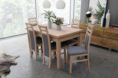 Stół z 6 krzesłami do jadalni salonu od Producenta :)
