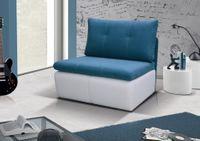 Sofa - fotel rozkładany Ringo - różne kolory