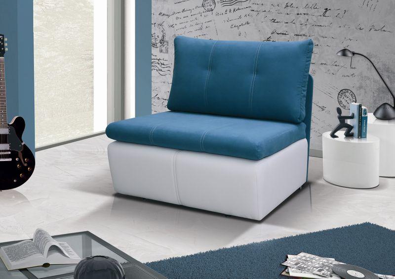 Sofa - fotel rozkładany Ringo - różne kolory zdjęcie 1