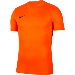 Koszulka dla dzieci Nike Dry Park VII JSY SS pomarańczowa BV6741 819