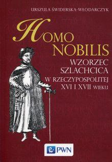 Homo nobilis Świderska-Włodarczyk Urszula