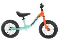 Rower rowerek biegowy 12 KANDS TURKUSOWO-POMARAŃCZOWY 2020