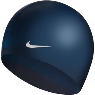 Czepek pływacki Nike Os Solid granatowy 93060-440