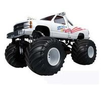Model do sklejania AMT 4x4 USA Monster Truck 1:25