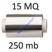 Profesjonalna folia fryzjerska aluminiowa 15mq250m