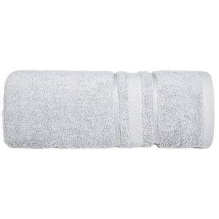 Lumarko Ręcznik NEFRE 70x140cm srebrny