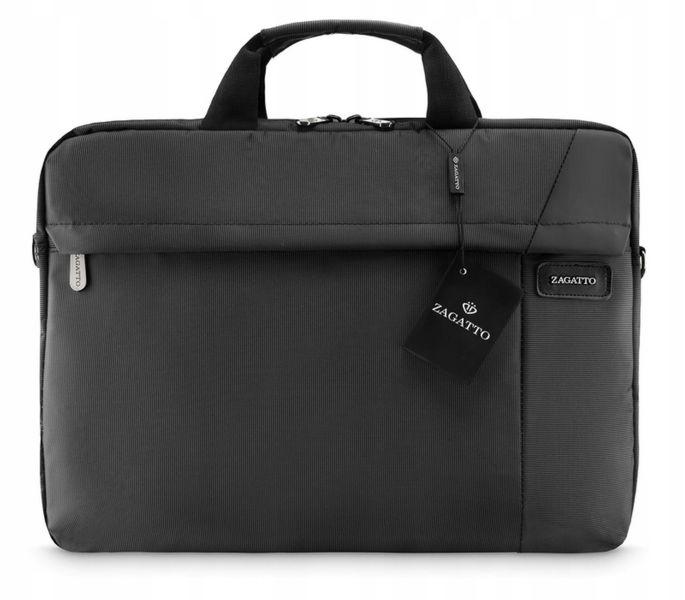 Wielofunkcyjna biznesowa slim torba na laptopa Zagatto Oxford ZG103 zdjęcie 1