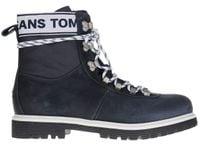 Tommy Hilfiger Canvas Suede Boot Ink EM0EM00184-006 - 44