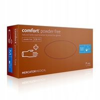 Rękawiczki lateksowe Comfort Powder-Free 9 (L)