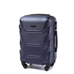 Mała kabinowa walizka KEMER WINGS 147 S Granatowa