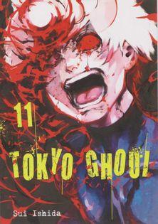 Tokyo Ghoul tom 1 Sui Ishida