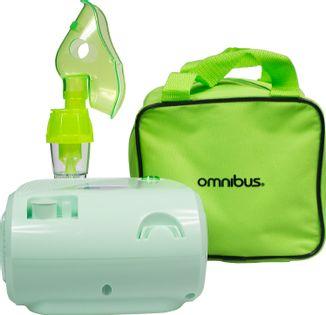 Inhalator kompresorowy nebulizator OMNIBUS BR-CN116 Seledyn
