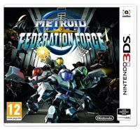 Gra Metroid Prime Federation Force 2DS 3DS