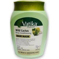 Maska do włosów Dziki Kaktus - włosy wypadające i łamliwe 1 kg Vatika   Dabur