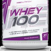 Trec Whey 100 900g + GRATIS!