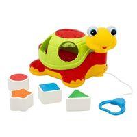 Zabawka edukacyjna Żółwik SORTER KSZTAŁTÓW Dumel Discovery