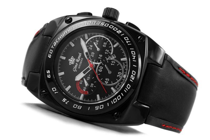 Zegarek Męski Gino Rossi 8053A zdjęcie 2