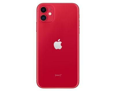 Smartfon Apple iPhone 11 128GB RED