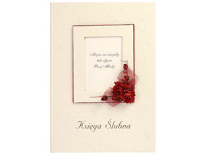 Księga gości weselnych na ślub wesele