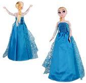 Piękana lalka Elsa Śpiewa Tańczy Kraina Lodu Z339